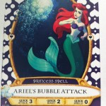 Ariel's Bubble Attack