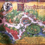 Sorcerers' Adventureland map