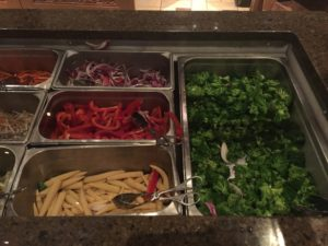 More vegetables to add to your Wok dish - onions, peppers, baby corn, broccoli